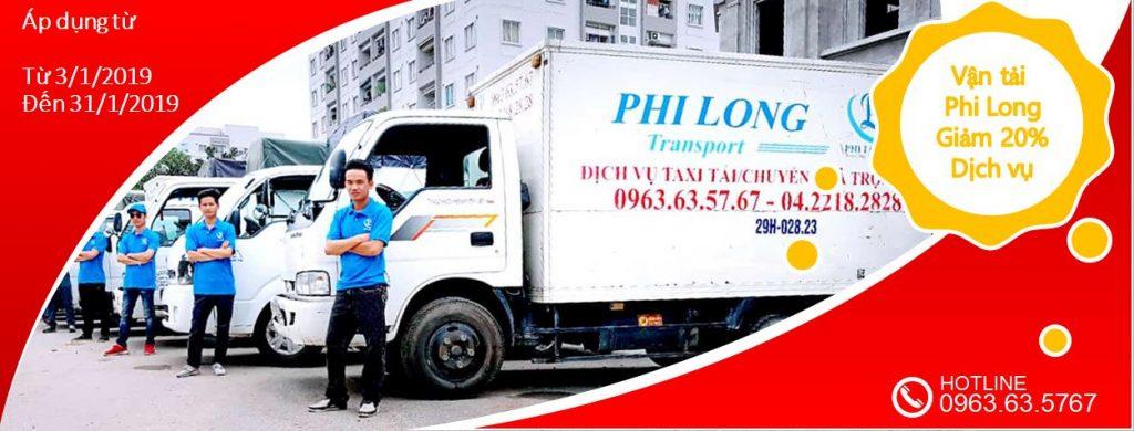 Dịch vụ taxi tải Hà Nội giảm gia 20% nhân dịp tết Kỷ HợiDịch vụ taxi tải Hà Nội giảm gia 20% nhân dịp tết Kỷ Hợi