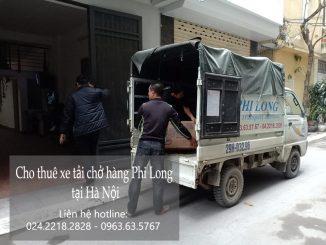 Dịch vụ taxi tải hà nội đường Hà Huy Tập