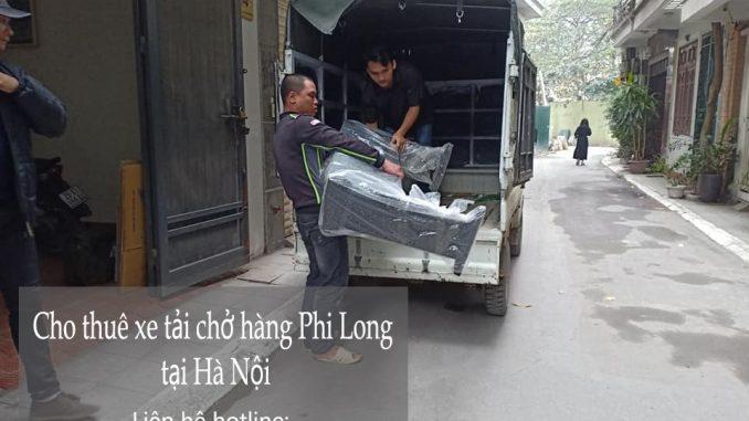 Dịch vụ taxi tải Hà Nội tại đường Nguyễn Hữu Thuận