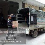 Dịch vụ taxi tải Hà Nội tại đường Hoàng Tăng Bí