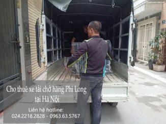 Taxi tải Hà Nội tại phố Đào Tấn