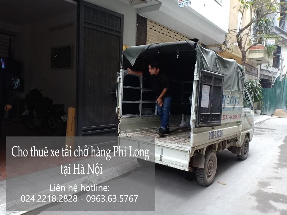 Dịch vụ taxi tải Hà Nội tại phố Đỗ Xuân Hợp