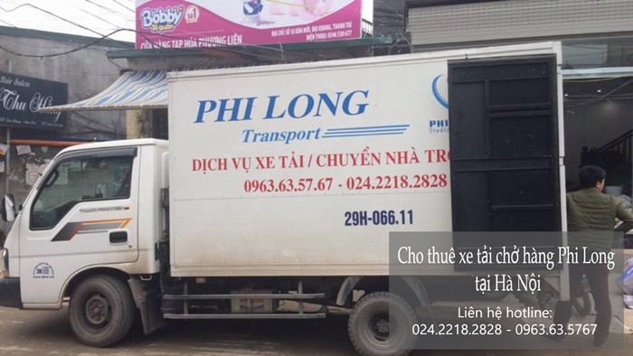 Taxi tải Hà Nội tại phố Đào Văn Tập