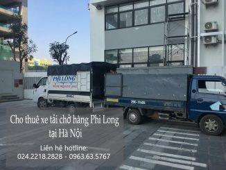 Taxi tải chở hàng giá rẻ tại phường Phú Thượng
