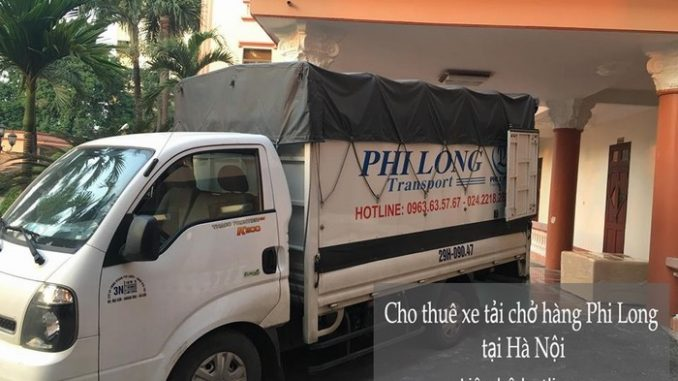 Taxi tải Hà Nội tại phố Nguyễn An Ninh