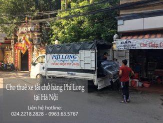 Dịch vụ taxi tải Hà Nội tại phố Mai Hắc Đế