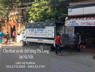 Dịch vụ taxi tải Hà Nội tại phố Lò Đúc