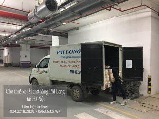 Taxi tải Hà Nội tại phố Dương Hà