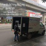 Dịch vụ taxi tải Hà Nội tại phố Quỳnh Lôi