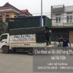 Taxi tải Hà Nội tại phố Mai Chí Thọ