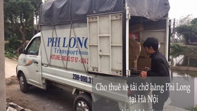 Dịch vụ taxi tải Hà Nội tại phố Nguyễn Thị Định