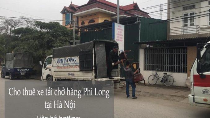 Dịch vụ taxi tải Hà Nội tại phố Nguyễn Ngọc Vũ