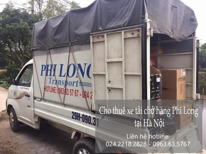 Taxi tải Hà Nội tại phố Thiên Đức