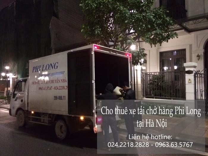 Taxi tải Hà Nội tại phố Chính Trung