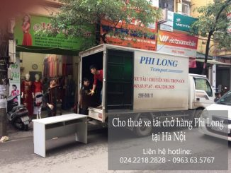 Taxi tải Hà Nội tại phố Ngô Gia Khảm