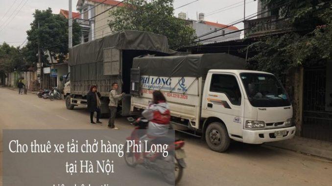 Taxi tải Hà Nội tại phố Nguyễn Bình