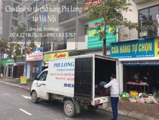 Taxi tải Hà Nội tại phố Bắc Cầu