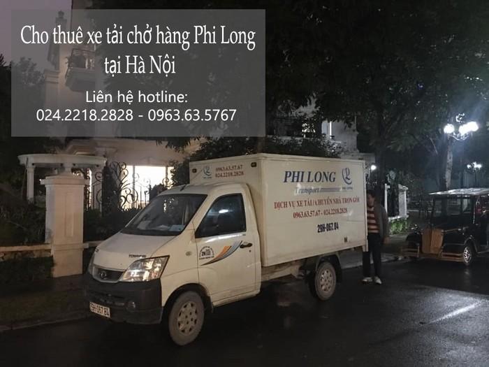 Taxi tải Hà Nội tại đường Nguyễn Quốc Trị