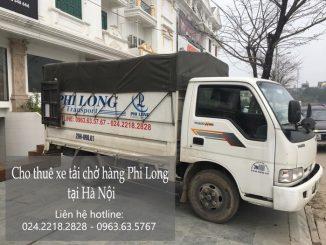 Dịch vụ taxi tải Hà Nội tại phố Lê Văn Linh