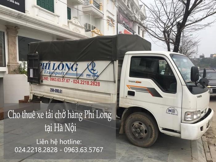 Dịch vụ taxi tải Hà Nội tại phố Khúc Thừa Dụ