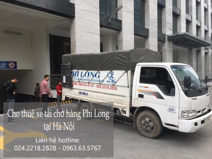 Dịch vụ taxi tải Hà Nội tại phố Hoàng Sâm