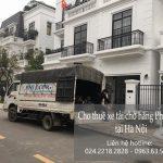 Dịch vụ taxi tải Hà Nội tại phố Nguyễn Huy Tự