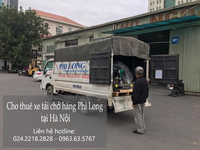 Taxi tải Hà Nội tại phố Nam Đuống