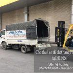 Dịch vụ taxi tải Hà Nội tại phố Bùi Ngọc Dương