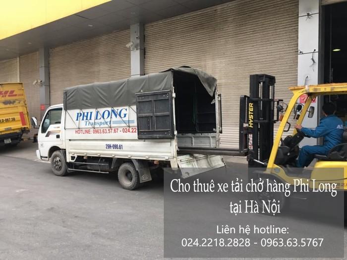 Dịch vụ taxi tải Hà Nội tại phố Nguyễn Hiền