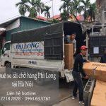 Taxi tải Hà Nội tại phố Phú Thị