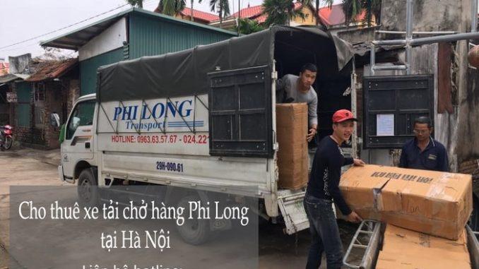 Taxi tải Hà Nội tại phố Nguyễn Xí