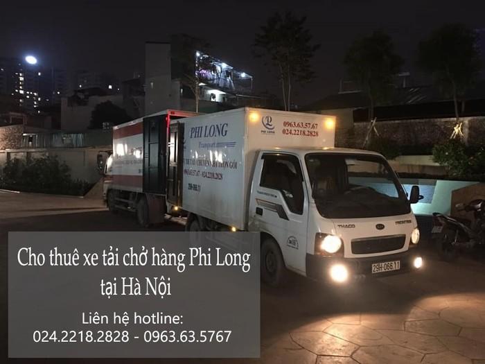 Dịch vụ taxi tải Hà Nội tại phố Mai Dịch
