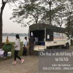 Dịch vụ taxi tải Hà Nội tại phố Mạc Thái Tổ