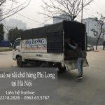 Dịch vụ taxi tải Hà Nội tại phố Lê Văn Lương