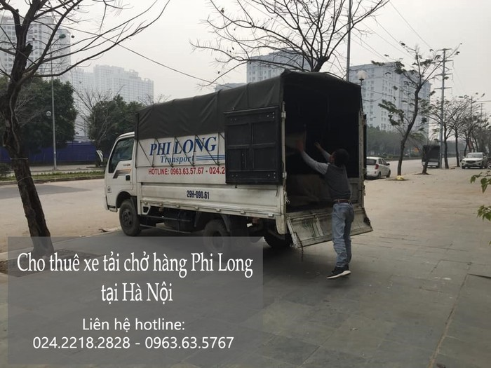 Dịch vụ taxi tải Hà Nội tại phố Hàng Mắm