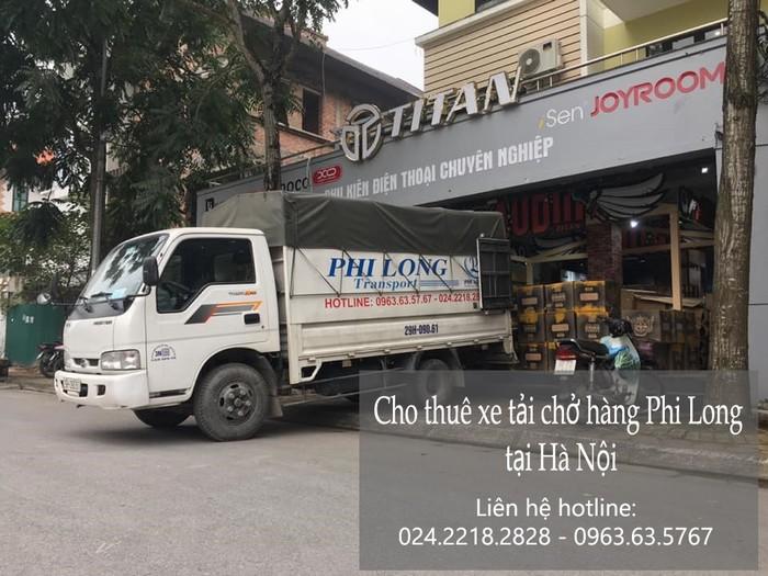 Taxi tải Hà Nội tại phố Hoàng Thế Thiện