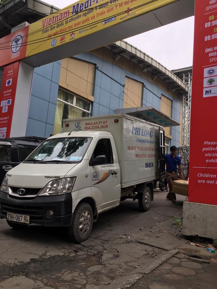 Dịch vụ taxi tải Hà Nội tại phố Đại Linh