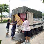 Dịch vụ taxi tải Hà Nội tại đường Ngọc Hồi