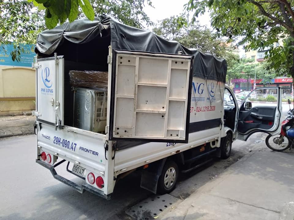 Dịch vụ taxi tải Hà Nội tại phố Nguyễn Thị Thập