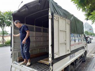 Dịch vụ taxi tải Hà Nội tại đường Đông Mỹ