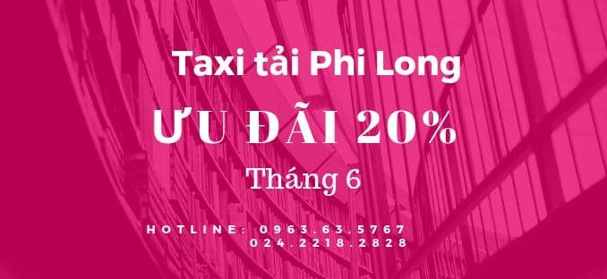 Dịch vụ taxi tải Hà Nội tại phố Trưng Nhị