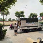 Taxi tải Hà Nội tại đường Mai Động