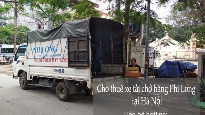 Dịch vụ taxi tải Hà Nội tại phố Đồng Me 2019