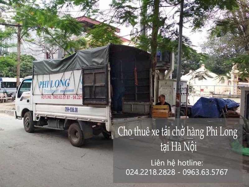 Dịch vụ taxi tải Hà Nội tại đường Vọng Đức