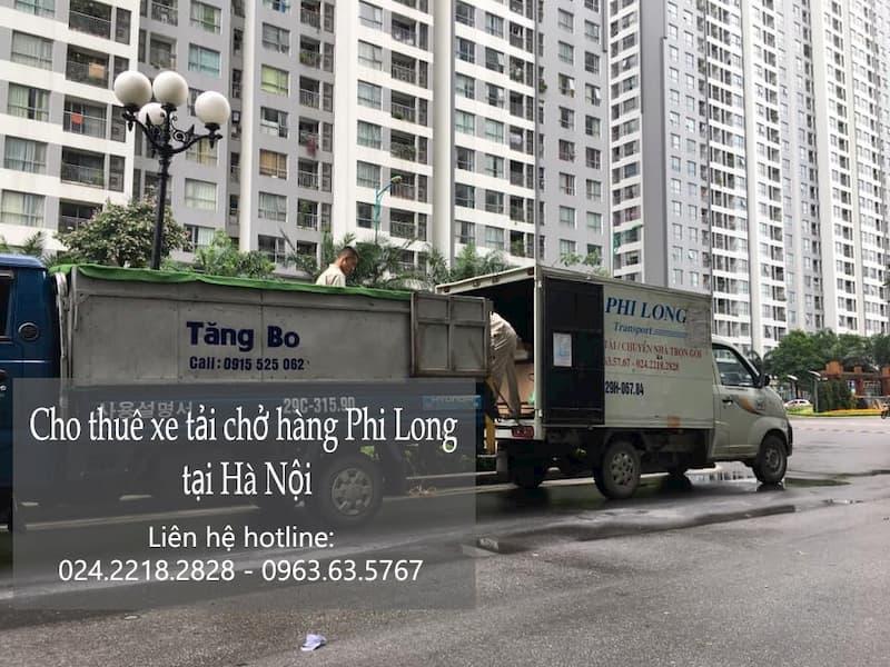 Taxi tải Hà Nội tại phố Linh Đường