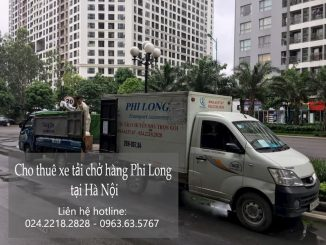 Dịch vụ taxi tải tại phố Tây Đăm