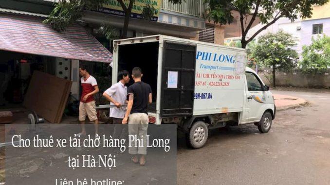 Taxi tải Hà Nội tại Phố Ái Mộ