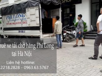 Dịch vụ taxi tải Hà Nội tại phố Hàng Chĩnh