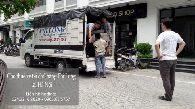 Taxi tải Hà Nội tại phố Lê Quang Đạo