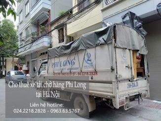 Dịch vụ taxi tải Hà Nội tại phố Ngụy Như Kon Tum
